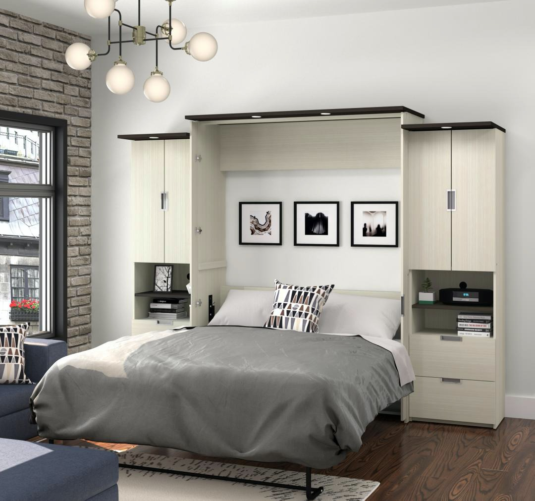 image - Maximize Space in Any Room: A Murphy Bed with Desk