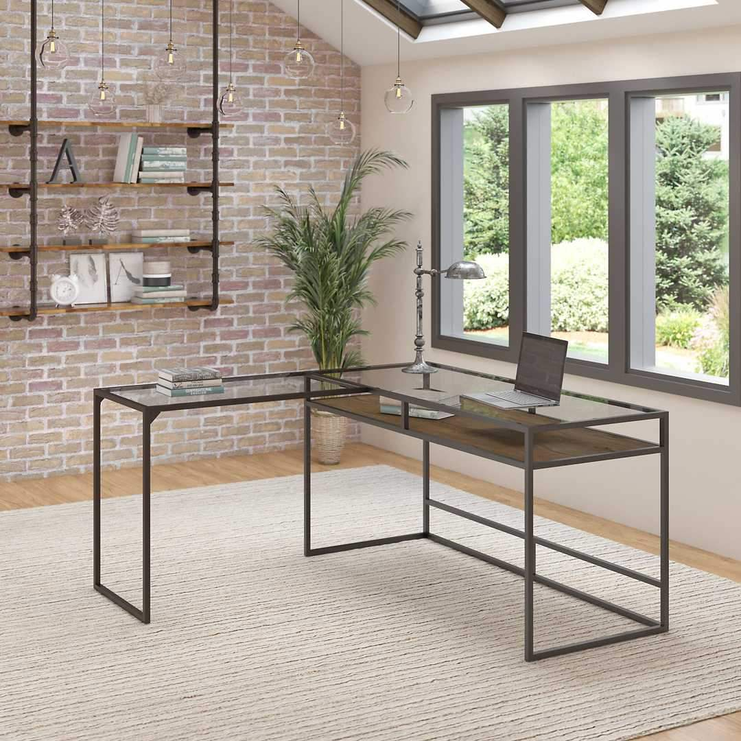 Style and Practicality with a Simple L Shaped Computer Desk