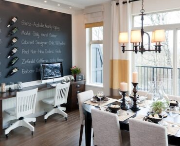 featured image - Top 10 Ways to Improve your Dining Room