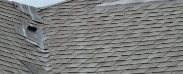 featured image - What are the Common Signs of Roof Hail Damage?