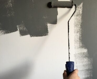 featured image - Steps to Painting a Wall How to do it Yourself