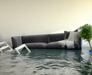 featured image - First Steps to Recovery After a Water Backup Occurs in Your Home