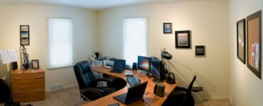 featured image - 7 Easy to Follow Ideas to Create a Perfect Home Office for Yourself