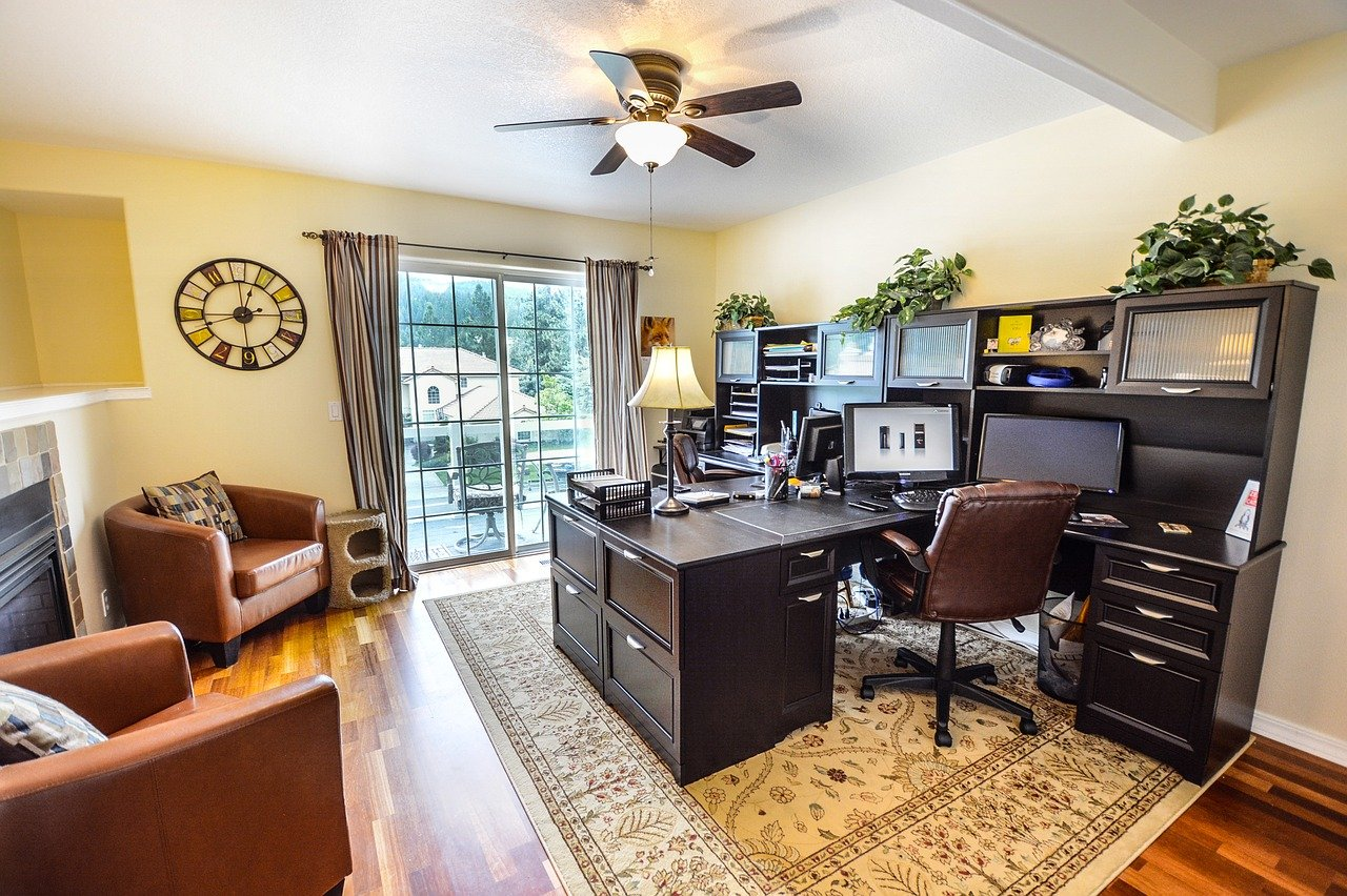5 Easy Ways to Update your Home Office