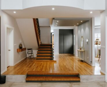 featured image - 5 Remodelling Ideas for Your Indoor Entryway