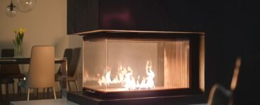 featured image - 4 Reasons to Choose a Ventless Fireplace for Your Home