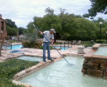 featured image - Why Consider Hiring a Professional Pool Cleaner
