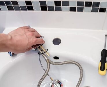 featured image - 4 Types of Common Faucet Problems and When to Call a Plumber