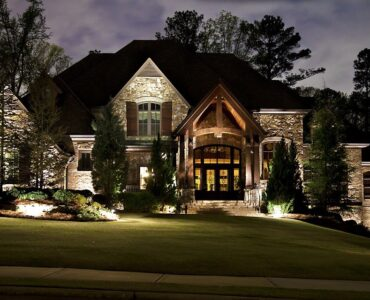 featured image - 3 Tips for Exterior Lighting Design That Will Help Sell Your Home
