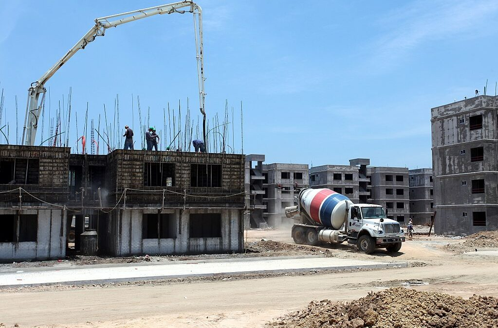 Advantages of Using Ready Mix Concrete in Building