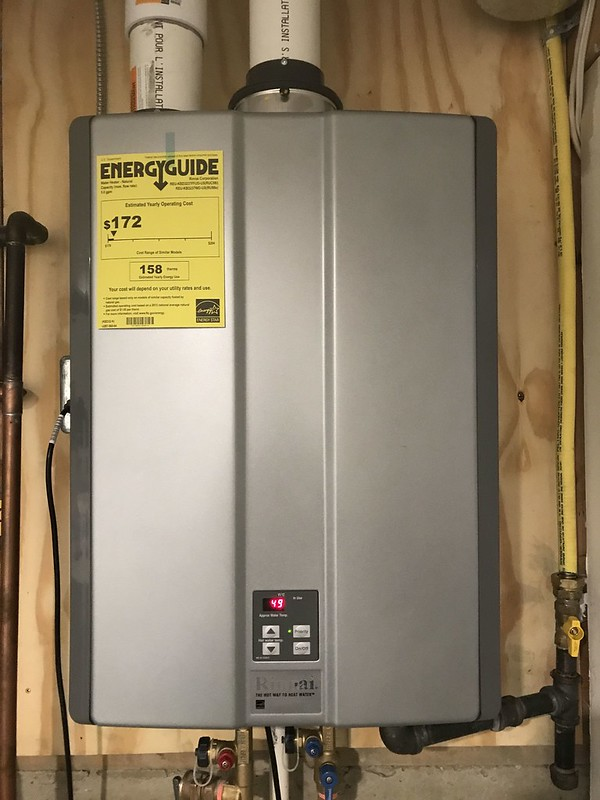 Available Types of Water Heaters for Household