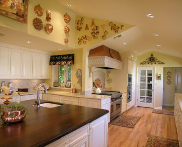 featured image - How to Approach the French Provincial Kitchen Design