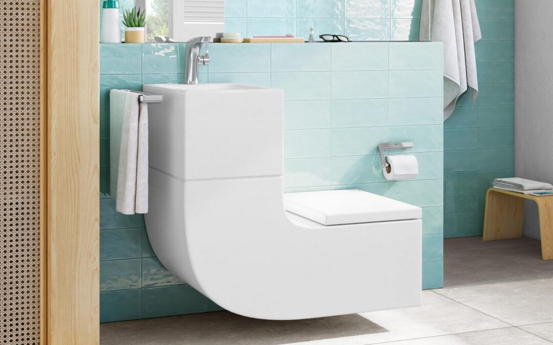 7 Contemporary Toilet Sink Combo