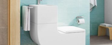 featured image - 7 Contemporary Toilet Sink Combo