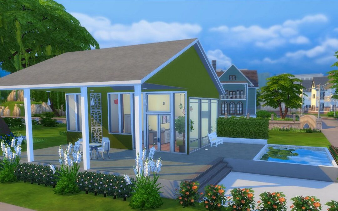 Top 5 Best Sims 4 House Ideas to Inspire You