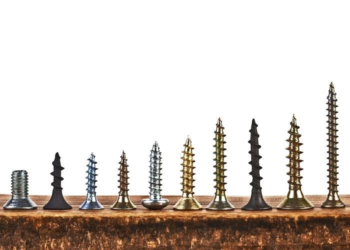 image - Types and Sizes of Decking Screw