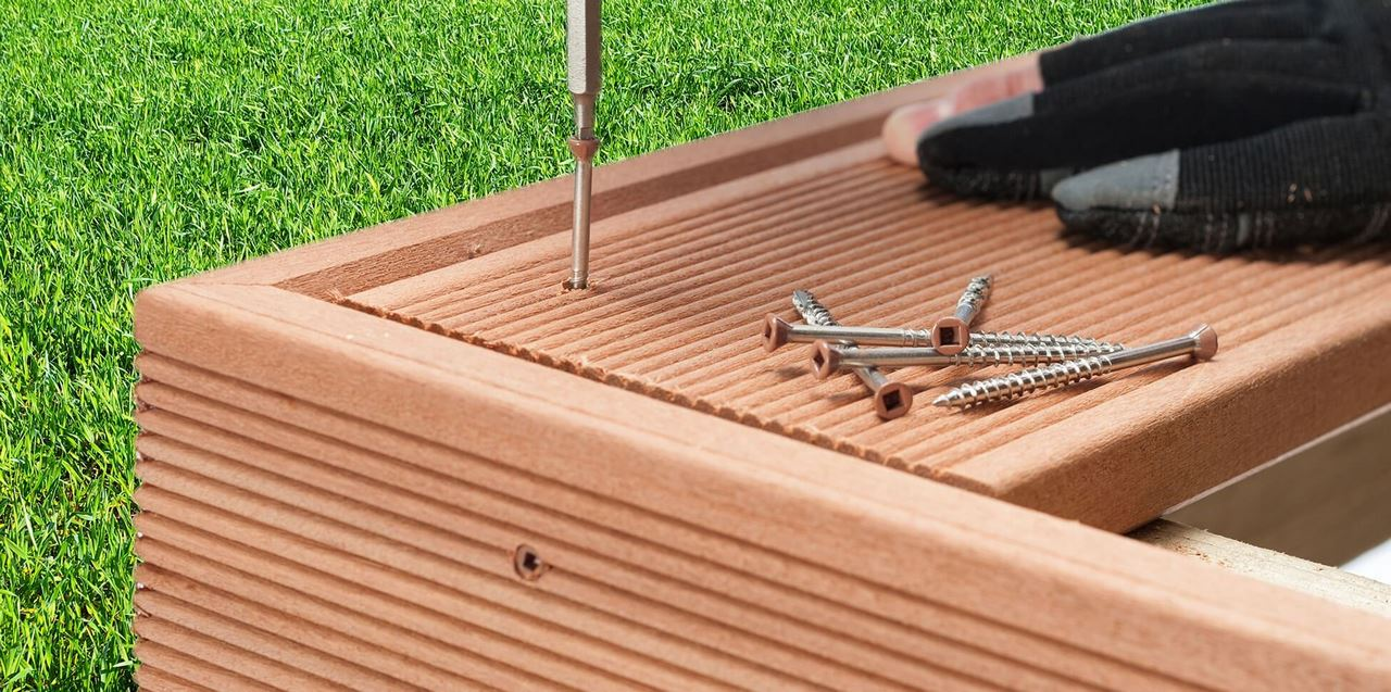 image - What Screws Should I Use for Decking?