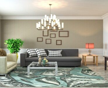 featured image - The Living Room: Necessary Furniture and Its Practical Functions