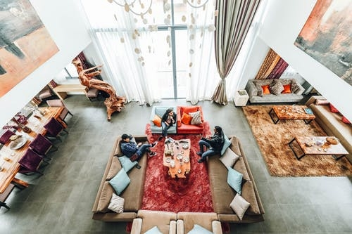 Interior Decoration with Rugs