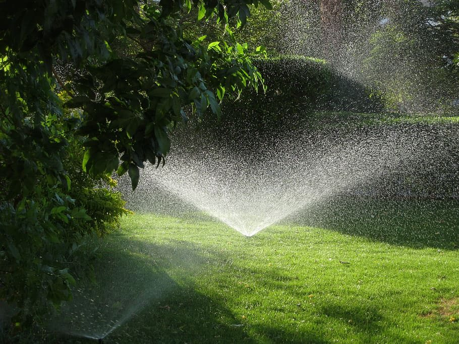image - The Right Sprinkler System Will Improve Most Lawns