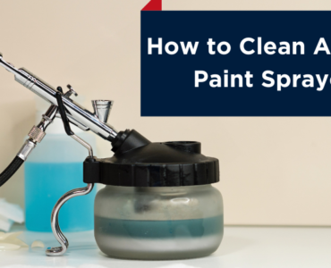 featured image - How to Clean Airless Paint Sprayer