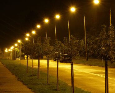 featured image - Security Lighting Installations Can Also be Atmospheric